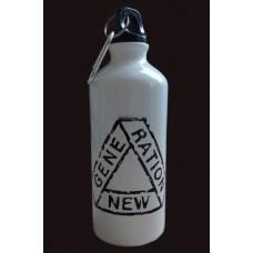 Спортна бутилка 600 мл от алуминий със знак NG